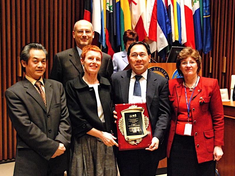 South-South Expo Award